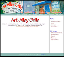 Art Alley Grille