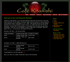 Cafe Kitanishi
